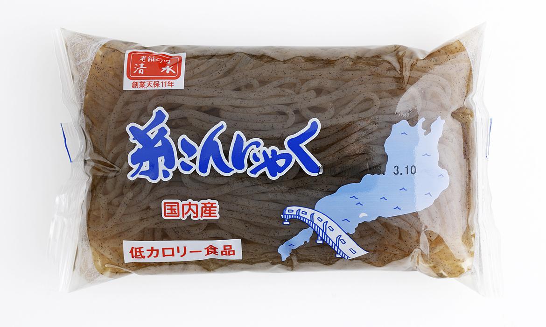 糸こんにゃく(黒)